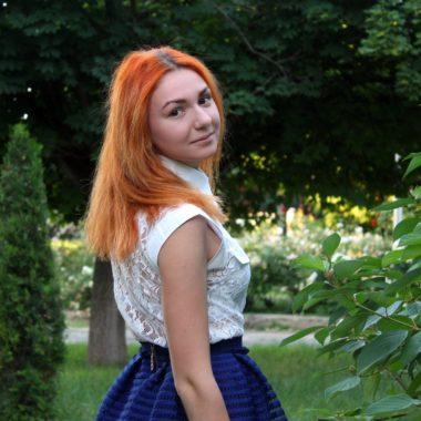 Олеся Крючкова